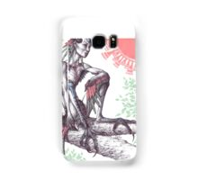 Contemplative Avianthropy Samsung Galaxy Case/Skin