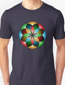 Orbifold Tarot Insignia Unisex T-Shirt