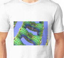 Alien DNA (landscape) Unisex T-Shirt