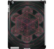 Cube - Root Chakra iPad Case/Skin