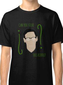 Riddle (E. Nygma) Classic T-Shirt