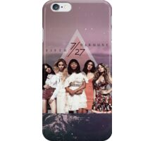Fifth Harmony - 7/27 (Mountains) iPhone Case/Skin