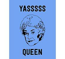 Queen Bea Photographic Print