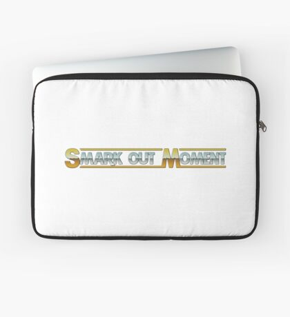 WrestleMania Logo (Smark Out Moment) Laptop Sleeve