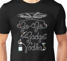 Go Go Gadget Vodka Unisex T-Shirt