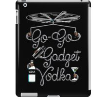 Go Go Gadget Vodka iPad Case/Skin