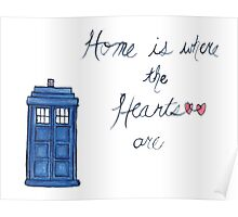 Home is Where the Hearts Are Poster