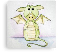 Whimsical Dragon Canvas Print