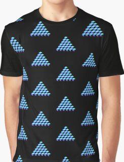 Q*Bert Pyramid Graphic T-Shirt