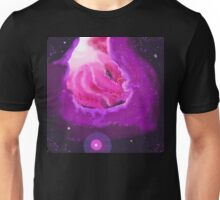 Space Tunnel Clouds Unisex T-Shirt