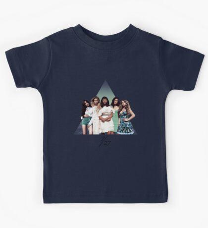 FIFTH HARMONY ~ 7/27 (Triangle) Kids Tee