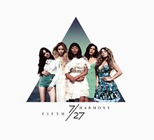 FIFTH HARMONY ~ 7/27 (Triangle) Women's Relaxed Fit T-Shirt
