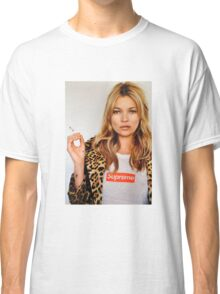 Kate Moss Supreme Classic T-Shirt