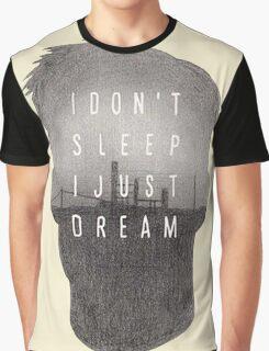true detective tv series Graphic T-Shirt