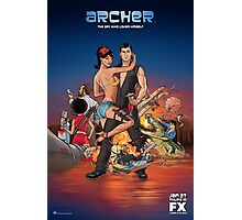 Archer Awesome Photographic Print