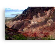 Desert Hues Canvas Print