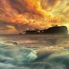 Old Woman Island by Cliff Vestergaard