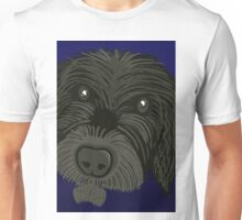 Scruffy Dog Unisex T-Shirt