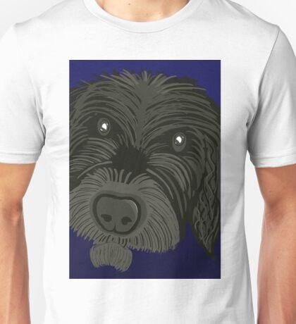 Scruffy Dog Unisex T-Shirt