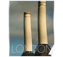 LONDON I Poster