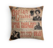 penny dreadful dorian gray Throw Pillow