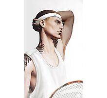 Tennis team Ronan Photographic Print
