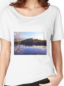 A place to fish Women's Relaxed Fit T-Shirt