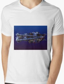 A Touch Of Frost (landscape) Mens V-Neck T-Shirt