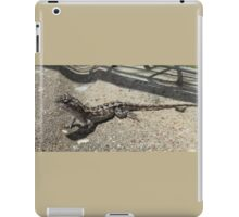 Mountain dragon iPad Case/Skin