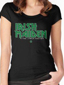 Irish Maiden Women's Fitted Scoop T-Shirt