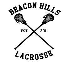 beacon hills logo [TB] Photographic Print