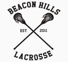 beacon hills logo [TB] One Piece - Short Sleeve
