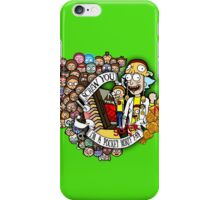 SUPER FAN - VARIANT 1  iPhone Case/Skin