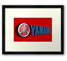 "Tuning forks (""Yamaha!"").... Framed Print"