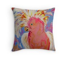 Wee Juggler Throw Pillow