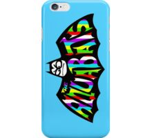 AQUABATS : SKA PUNK iPhone Case/Skin