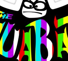 AQUABATS : SKA PUNK Sticker