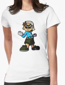 THE AQUABATS  Womens Fitted T-Shirt