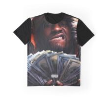 BANK ROLL Graphic T-Shirt