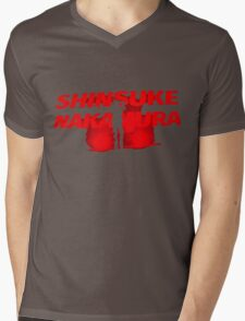 Shinsuke Nakamura Mens V-Neck T-Shirt