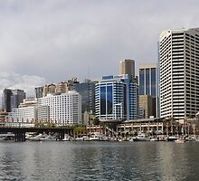 Darling Harbour by Ian Berry