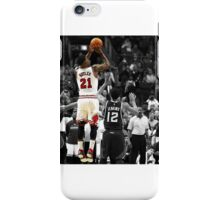Jimmy G Buckets  iPhone Case/Skin