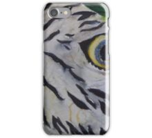 The Eye Of The Macaw! iPhone Case/Skin