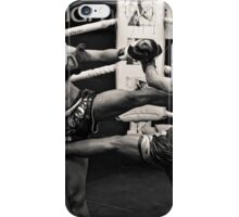 Muay Thai iPhone Case/Skin