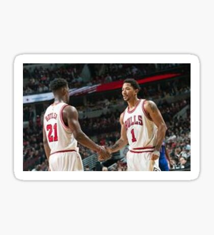 Jimmy&Derrick Sticker