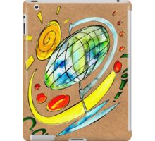 Where are you off to? iPad Case/Skin