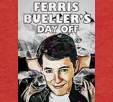 Ferris Bueller's Day Off Save Ferris Tri-blend T-Shirt