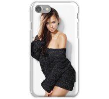 Nina Dobrev The Vampire Diaries iPhone Case/Skin