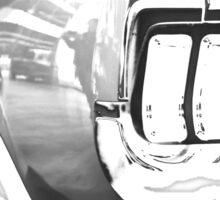 ford mustang v8 Sticker
