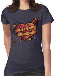 Bloody Love Womens Fitted T-Shirt